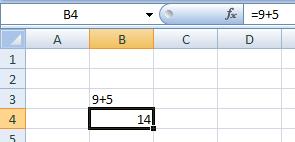 Fórmula de soma simples
