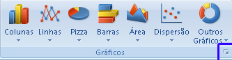 Tipos de gráfico Excel