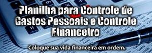 Planilha de Controle Financeiro 2013